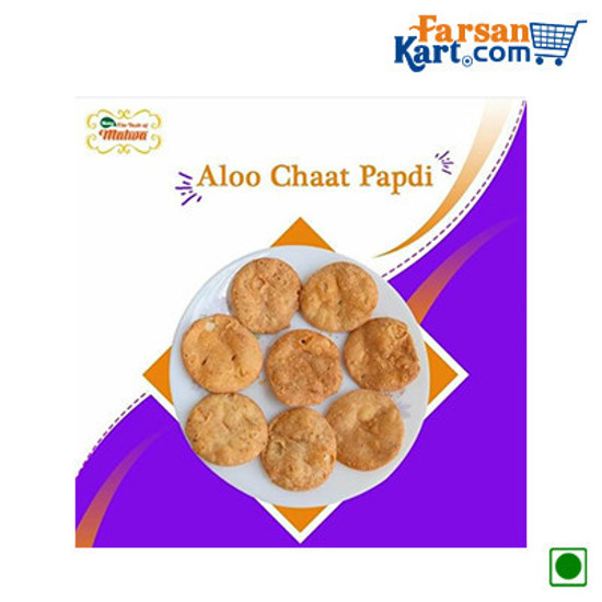 Aloo Chat Papdi Pack of 2