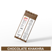 Mobile Khakhra Chocolate 50g (Pack Of 24)