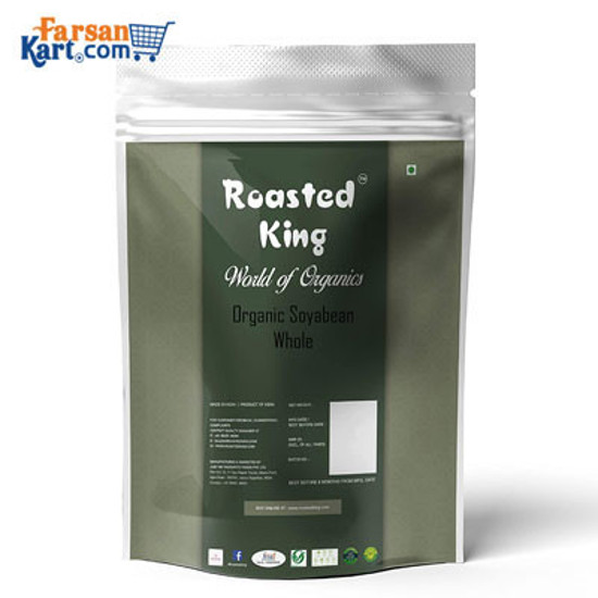 Roasted Soyabean Whole Pack of 4