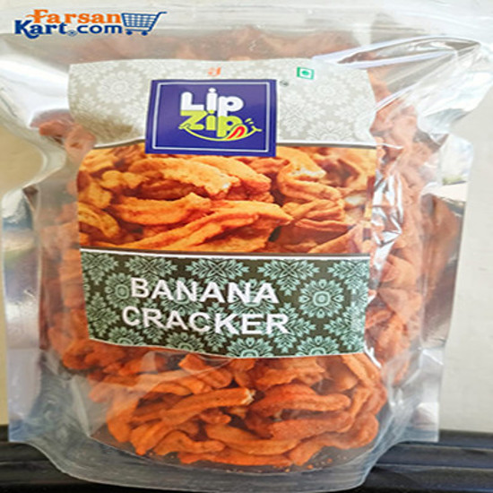 Banana Cracker (Pudina  Flavour)Pack of 5