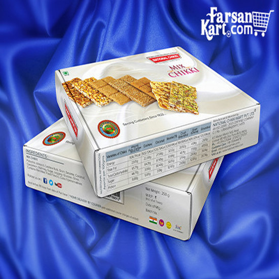 Deluxe Mix Chikki(Pack Of 2)